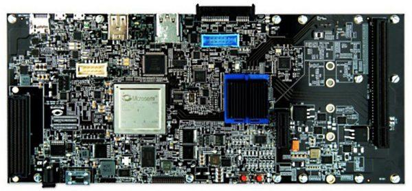 first RISC-V-based FPGA SoC runs Linux