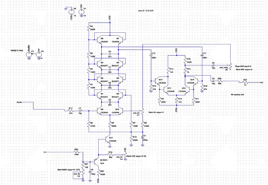 Minimoog filter research « Adafruit Industries – Makers