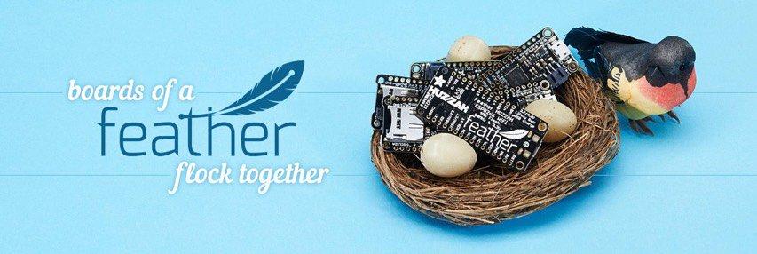 Arduino Feather banner