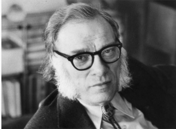 35 years ago, Isaac Asimov was asked by the Star to predict the world of 2019
