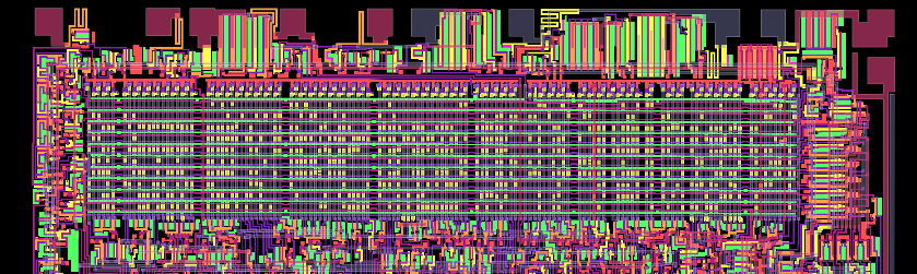 Visual Transistor-level Simulation of the 6502 and ARM1 CPUs