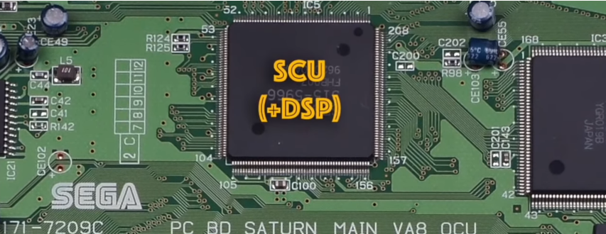Coding for the World's Trickiest Chip - SEGA's Saturn DSP