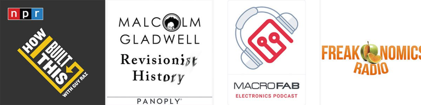 12 Great Podcasts for Engineers