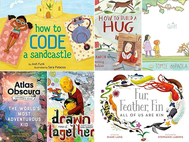Smithsonian book list childrens 2018