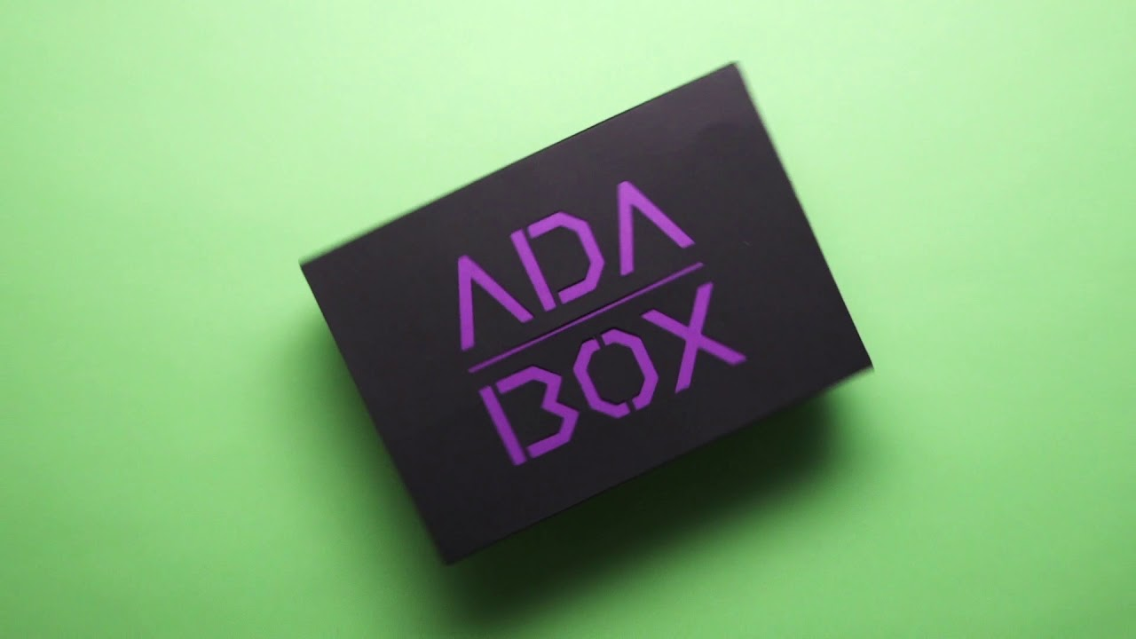QnA VBage Start 2019 right with an #AdaBox gift subscription… that could run to 2020 ;-)