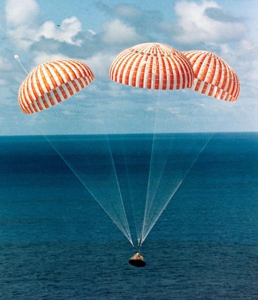 Apollo14 Landung