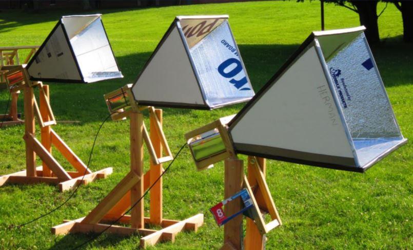 Horn Telescopes