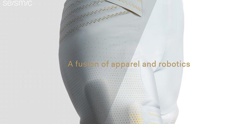 Seismic powered clothing