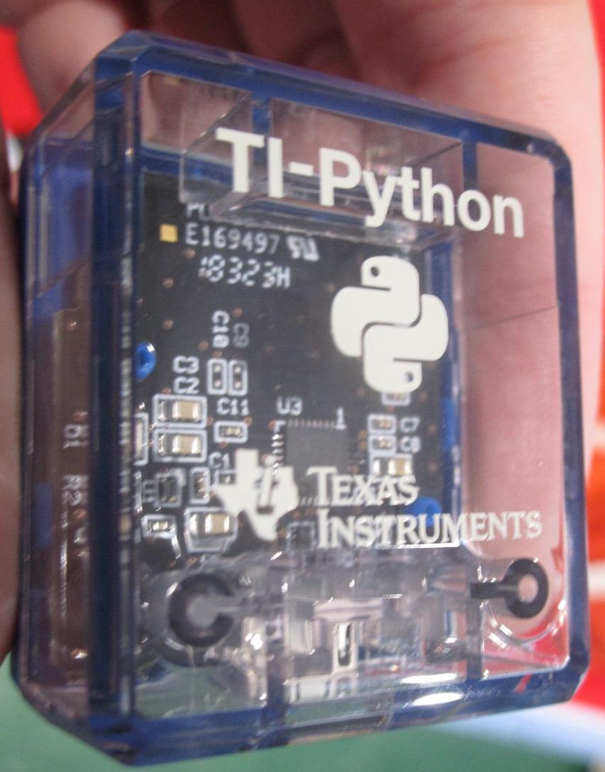 Module Ti-Python-4