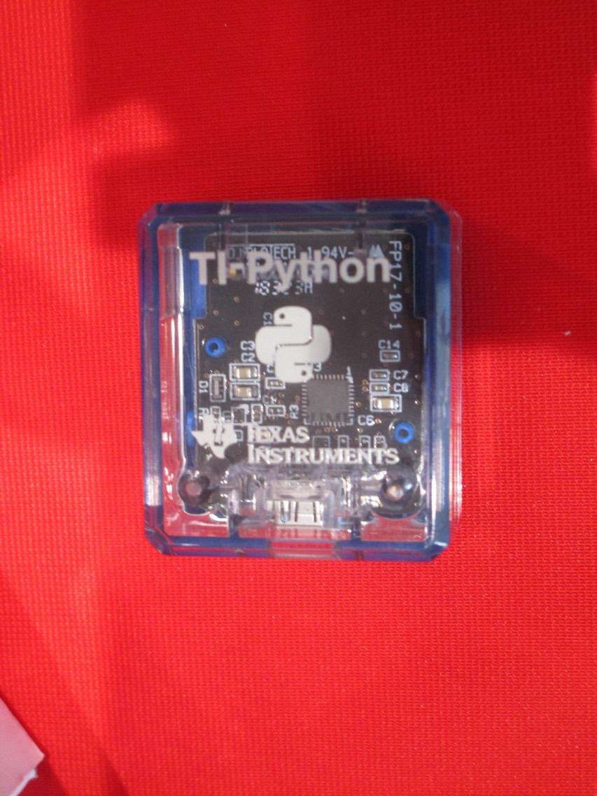 Module Ti-Python-5