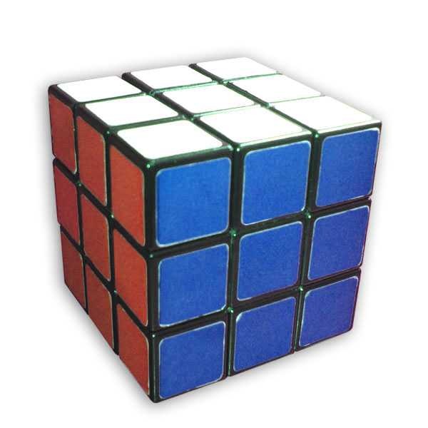 Rubiks cube solved