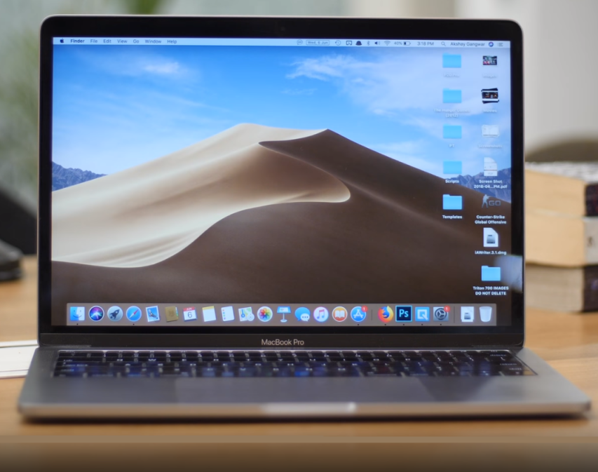 Run a macOS Mojave guest in Virtualbox on Windows or Linux