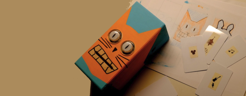Glayer AKA a kitty mp3 player for kiddos.