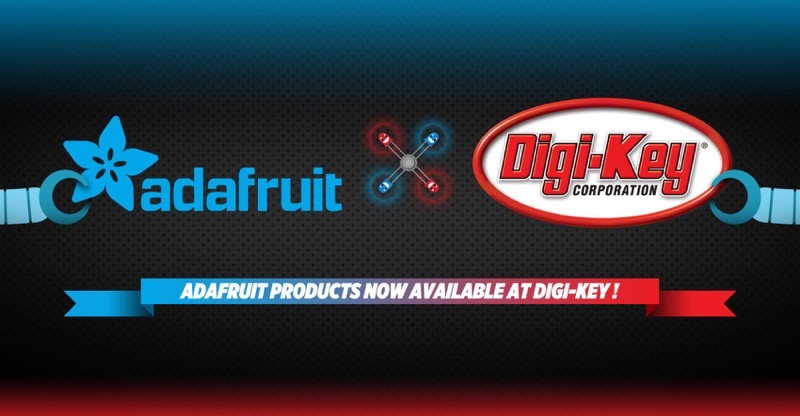 Adafruit digikey googleplus