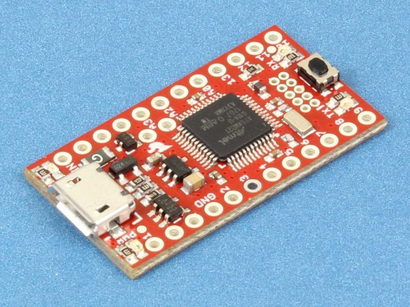 Circuitpython Sparkfun Samd21 Mini