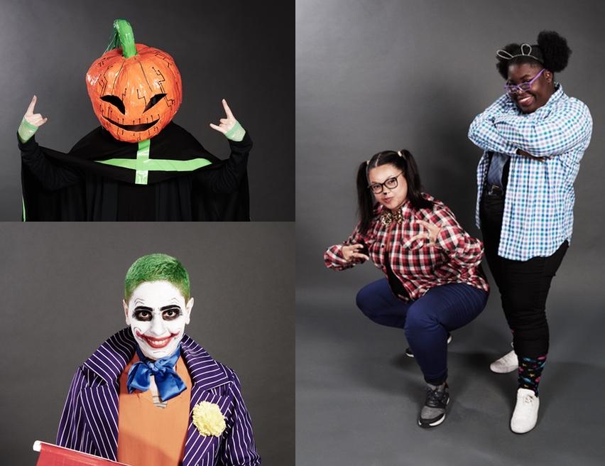 Composite halloween