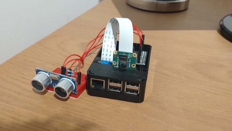 How To Make A Security Camera @Raspberry_Pi #PiDay
