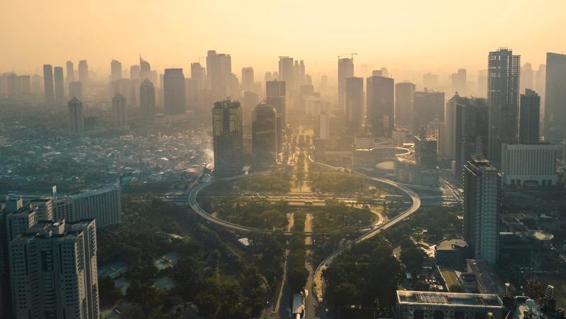 Jakarta indonesia dezeen hero