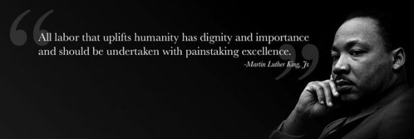 Dr. Martin Luther King, Jr. Day 2019 #MLKDay @MLKDay # ...