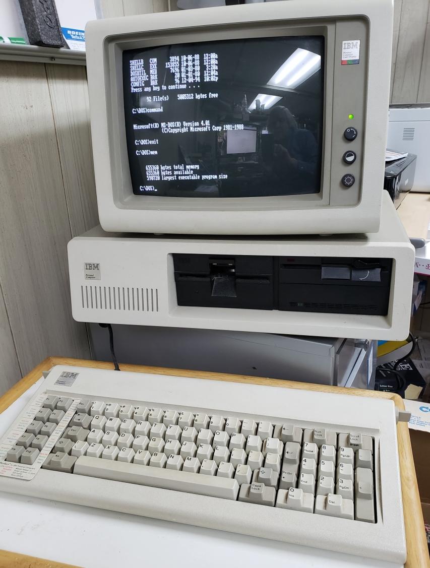 Resources for Rebuilding Vintage IBM Computers
