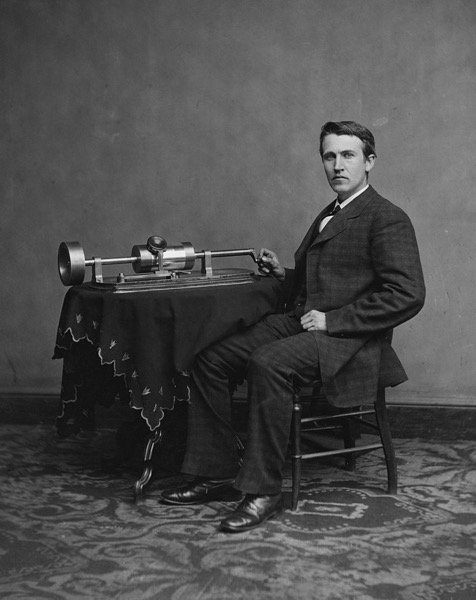 Edison and phonograph edit1