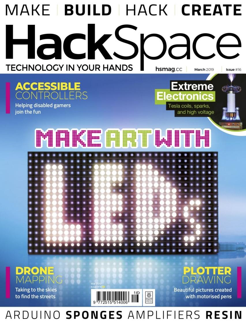 HackSpace Magazine Issue 16