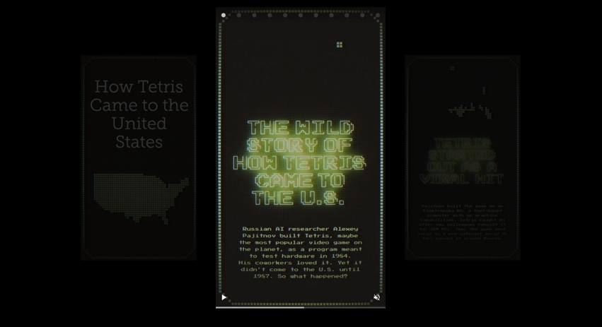 How Tetris Came to the U S