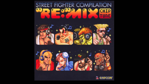 Street fighter remix album art 625x352