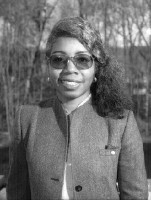 NASA photo of data scientist Valerie L 1 Thomas