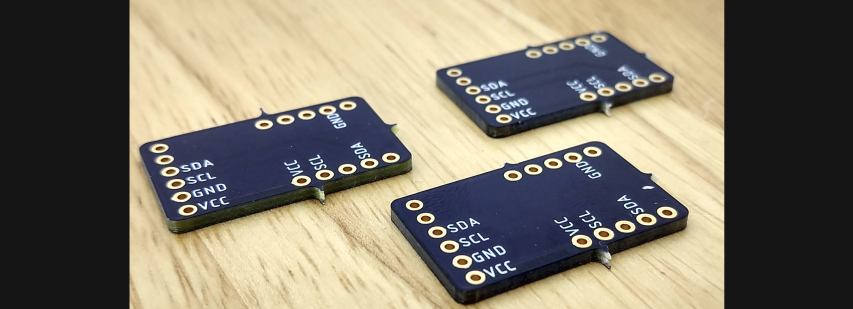 Make your own PCB with Eagle, OSH Park, and Adafruit!