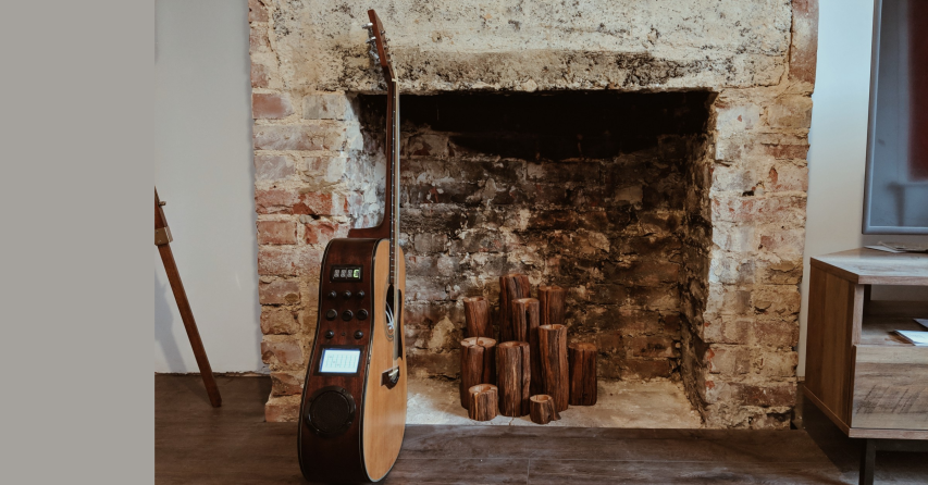 Chord Assist: Building an accessible smart guitar for the blind, deaf and mute