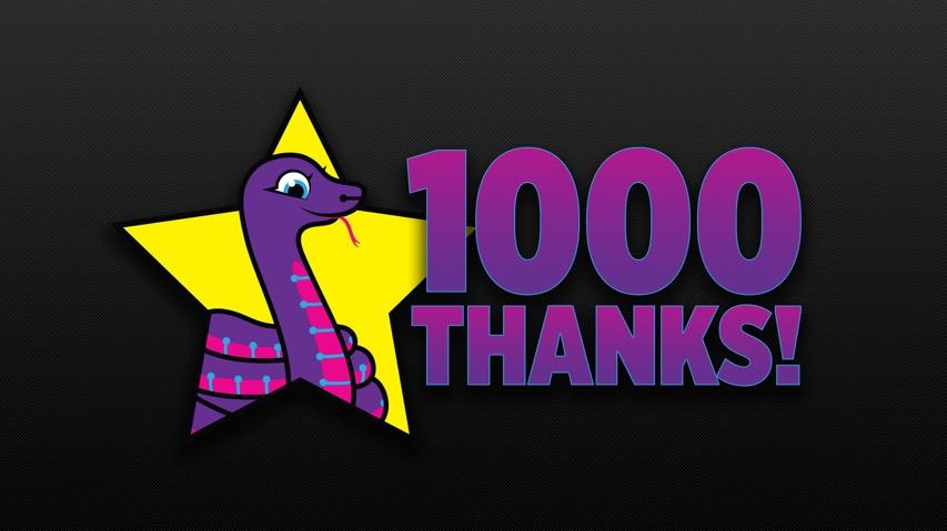 Adafruit Github 1000 Thanks Googleplus