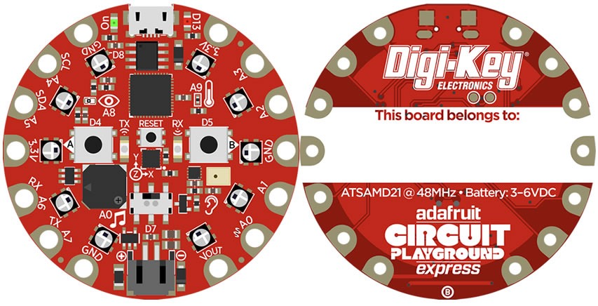 Digi-Key and Adafruit at PyCon – All attendees will receive a