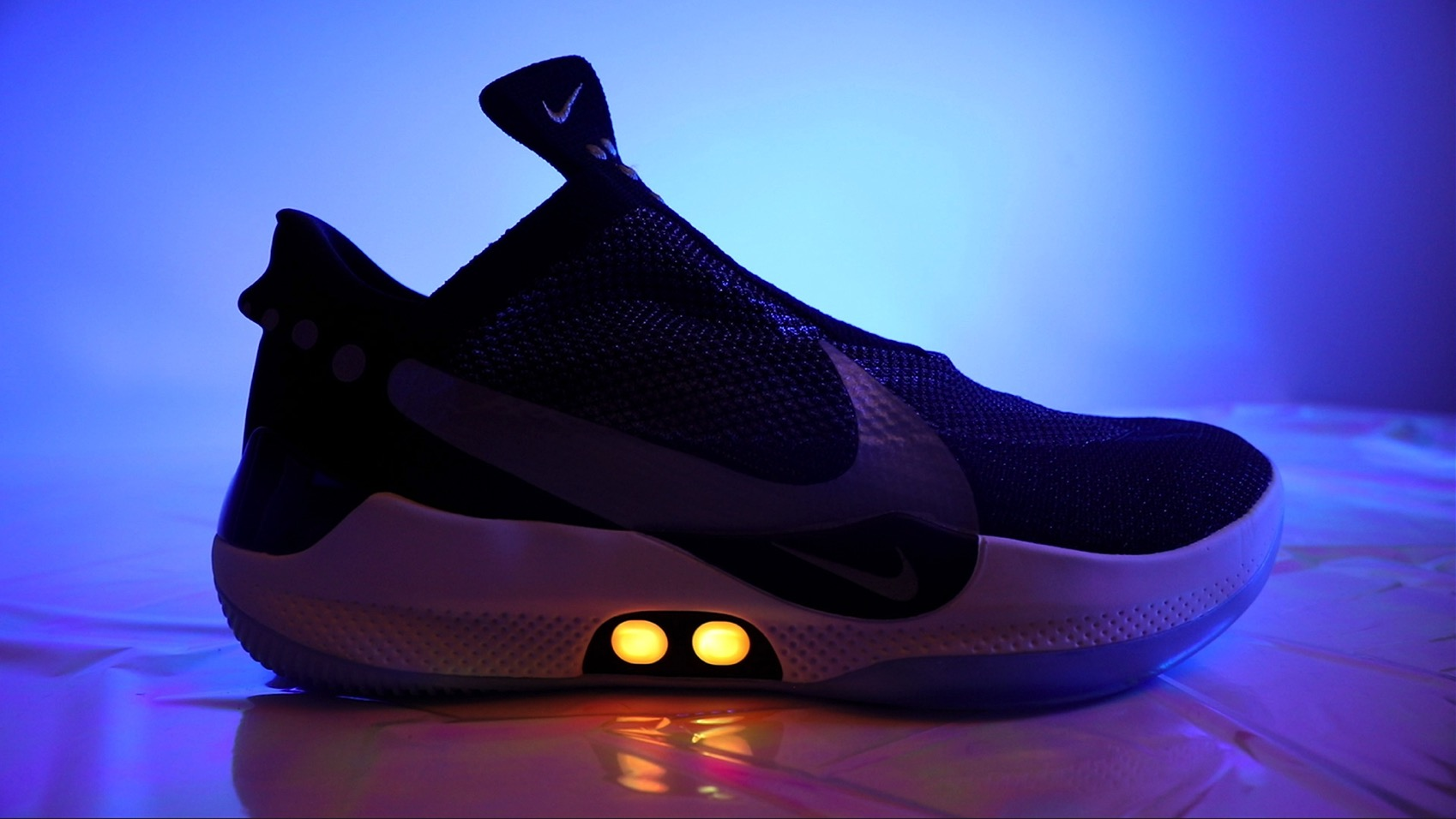 Nike adapt bb sneaker review