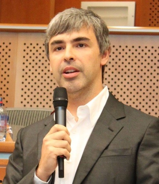 Larry Page in the European Parliament 17 06 2009 cropped