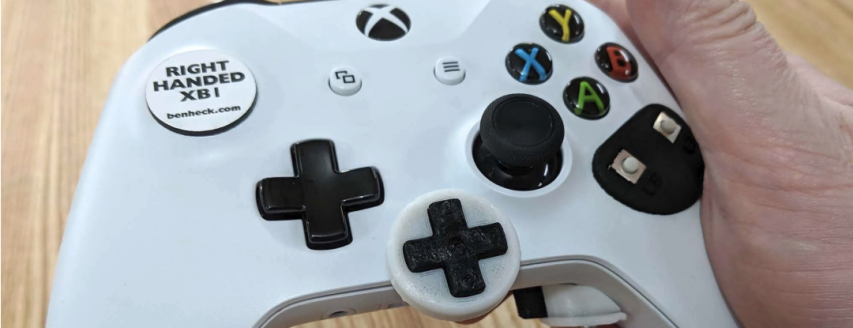 Adaptive Video Game Controllers
