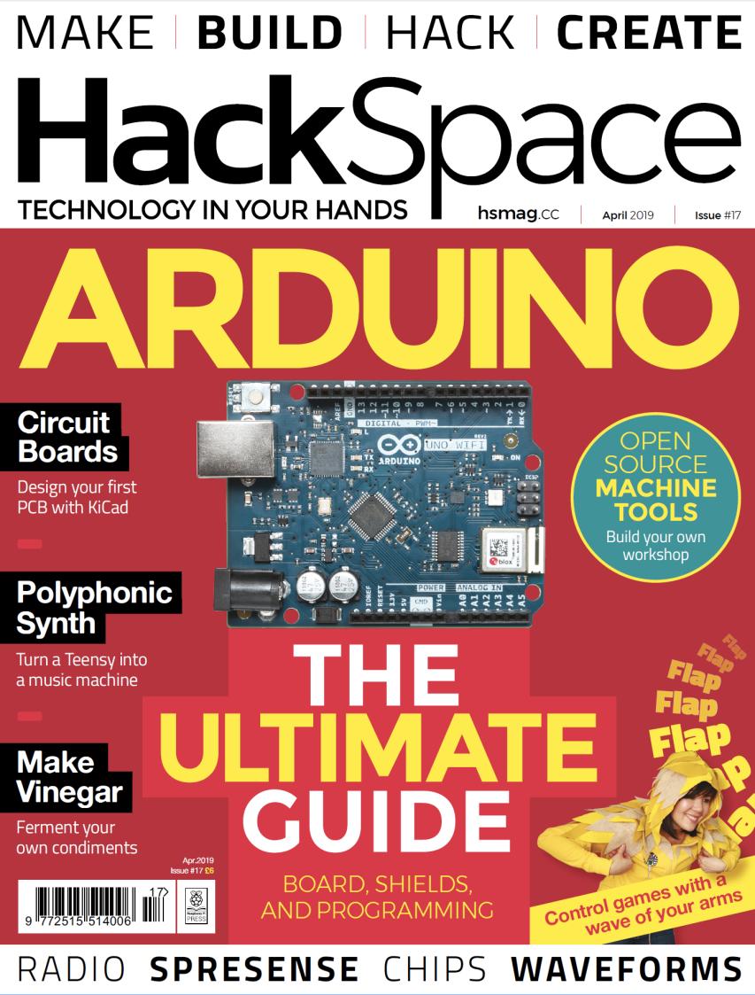 HackSpace Magazine 17