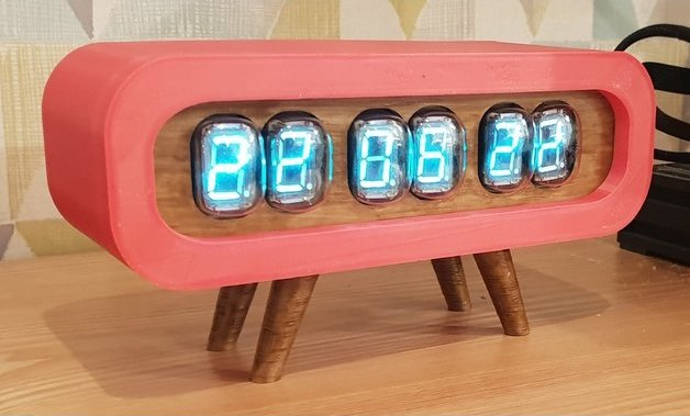 Retro Nixie Tube Clock « Adafruit Industries – Makers