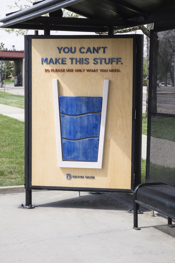 Sukle denver water advertising 1