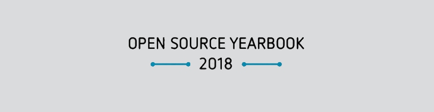 2018 Open Source Yearbook