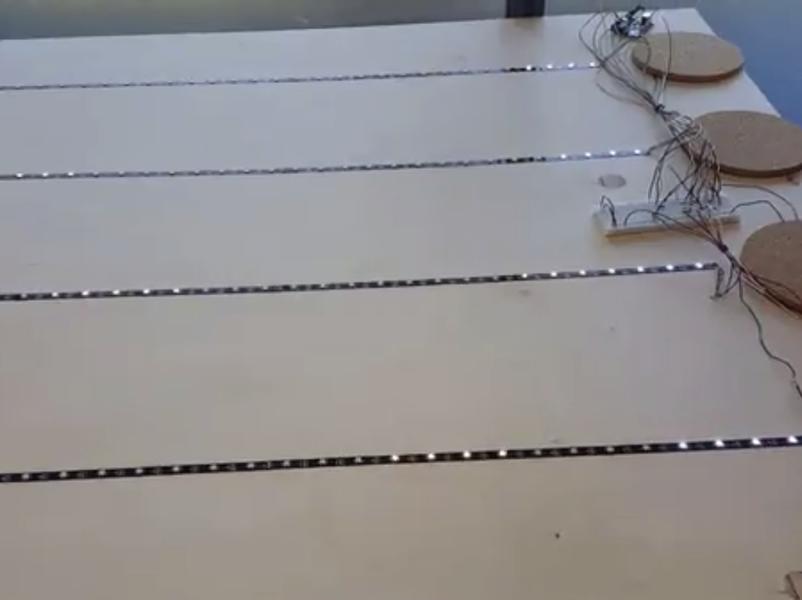 Simple Led Circuit Public Circuit Online Circuit Simulator