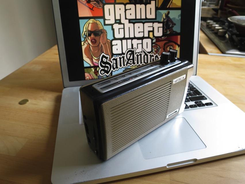 GTA Radio Annotation