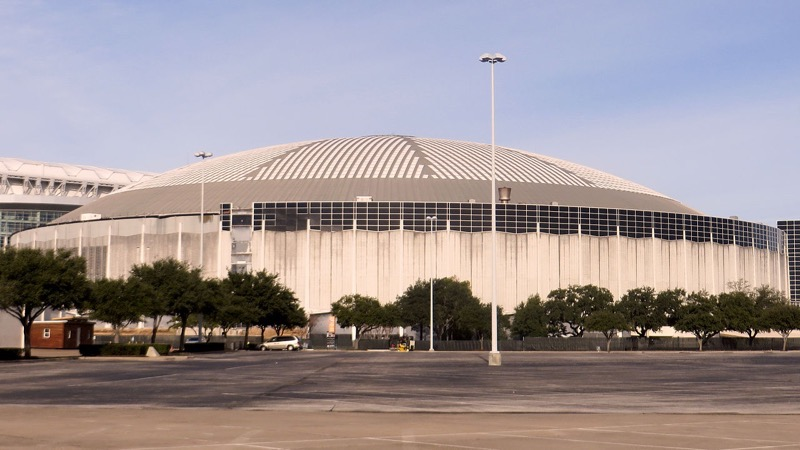 Reliant Astrodome in January 2014