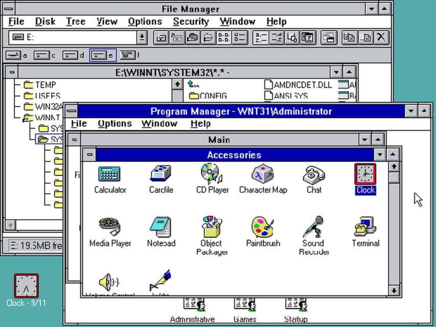 Happy 27th birthday to Windows 3 1 #Windows #Microsoft