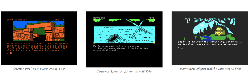 Resurrecting a text adventure game writer from the 80s #Gaming