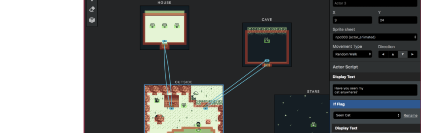 GB Studio: a drag and drop Game Boy game maker for Windows