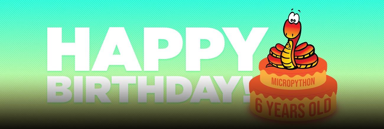 Adafruit Happy Birthday Micropython Blog