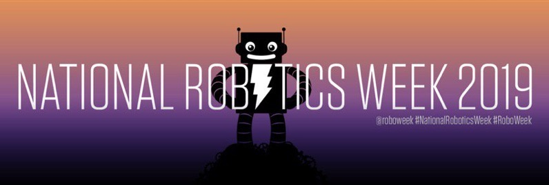 Adafruit national robotics week 2019 blog