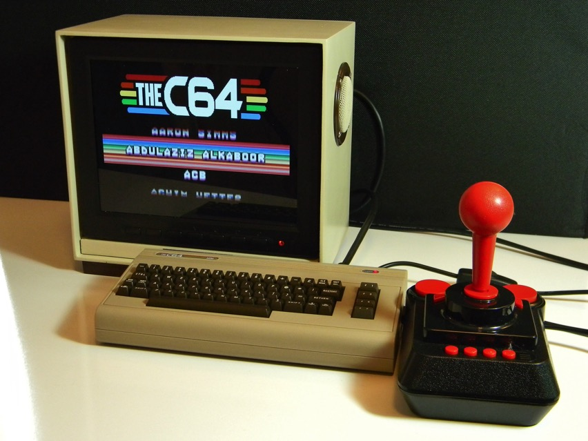 Commodore monitor 1