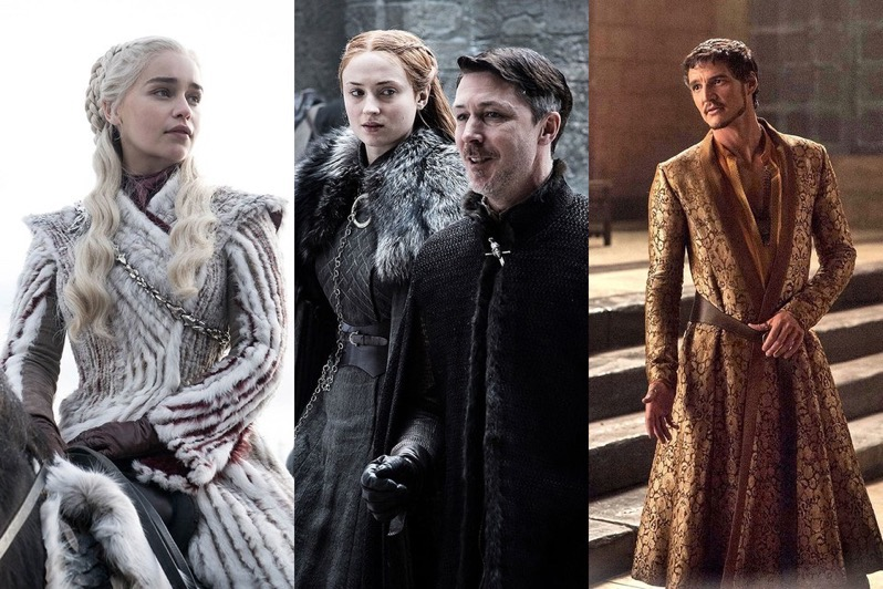 Game of thrones costumed